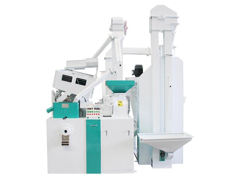 全自动多功能MLNS20/15成套组合米机/碾米机
